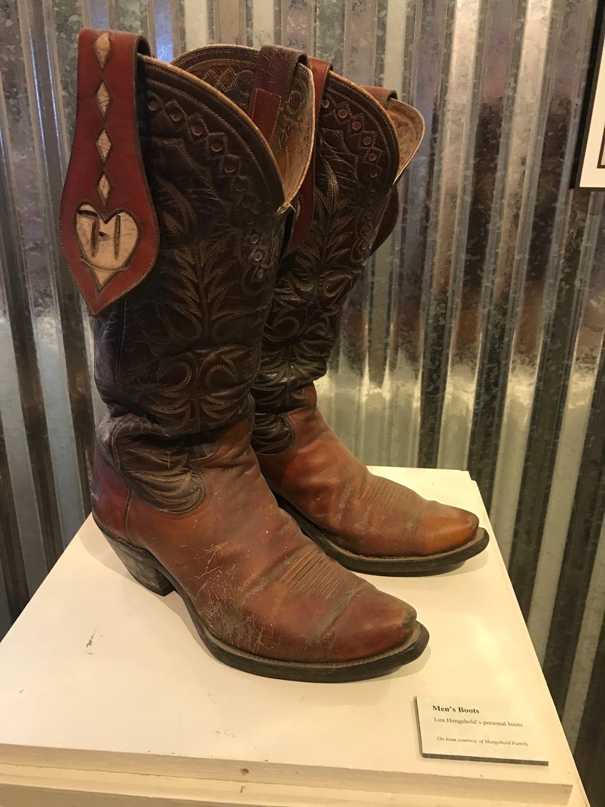 e55122c58d8 Vaquero exhibit in Santa Paula lassos in fans of the Old West