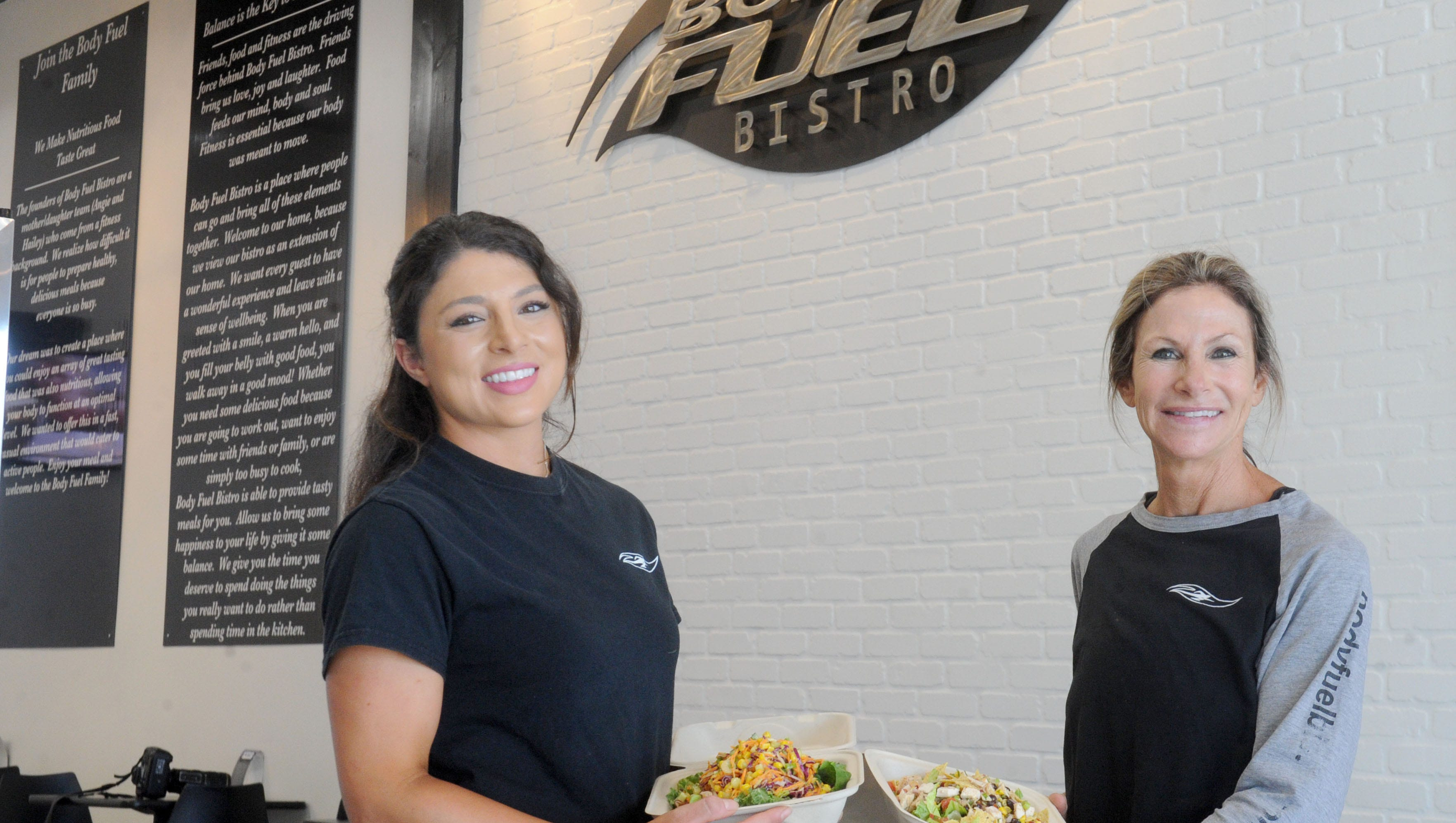 Cafe Society: Mother-daughter team fuels healthy eating at Port Hueneme restaurant