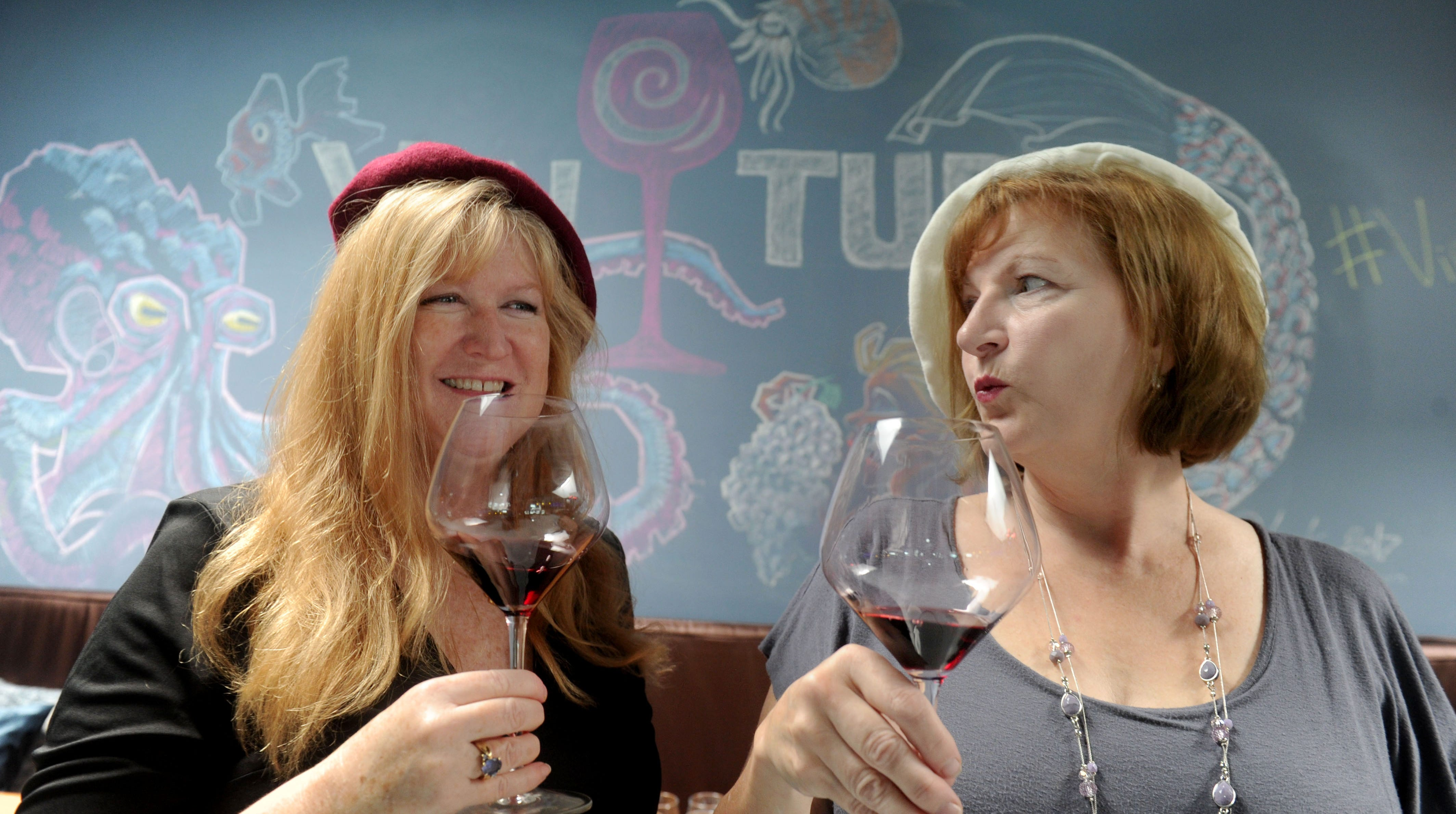 Cafe Society: Local women will lead Team USA at wine-tasting competition in France
