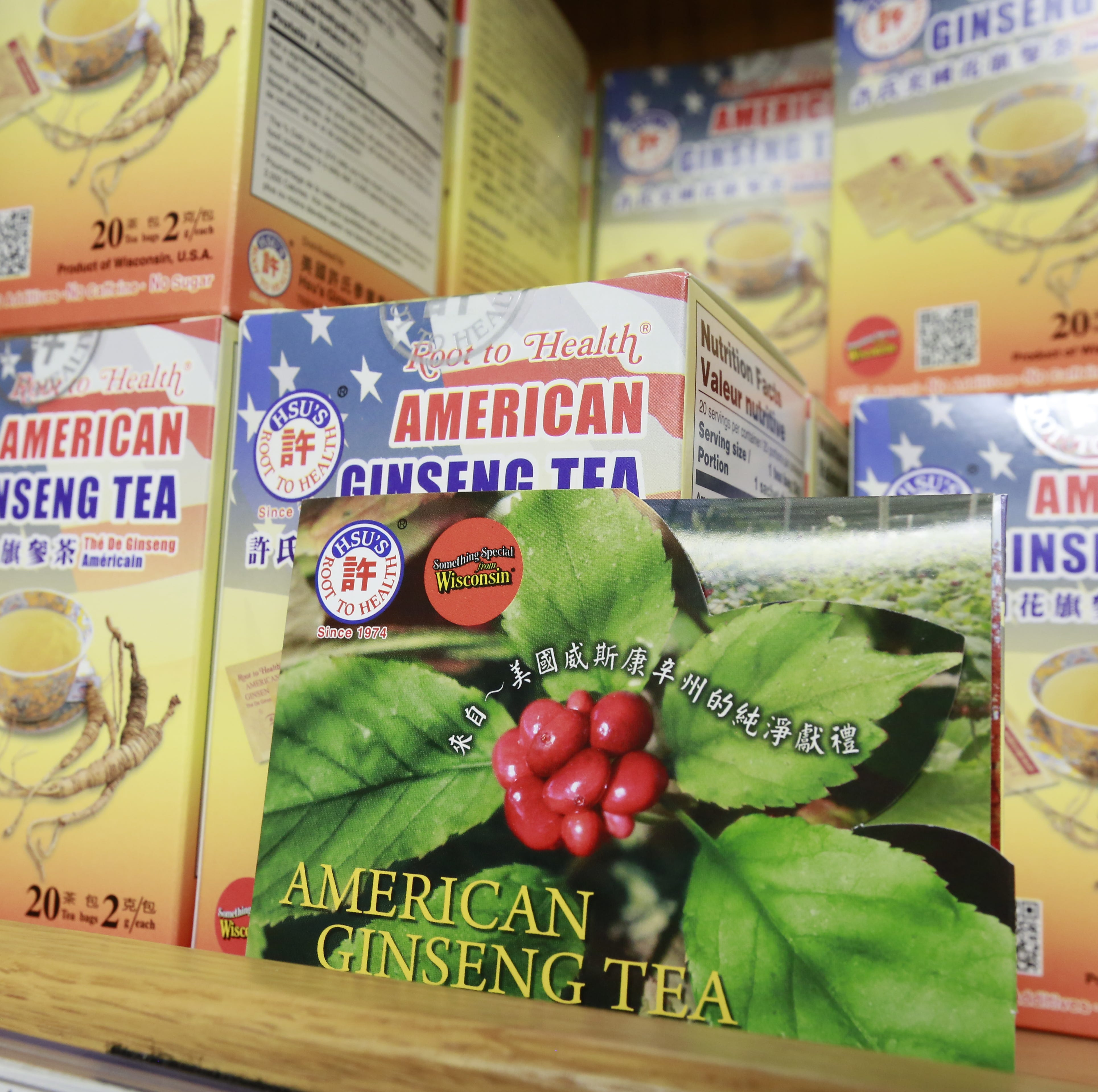 Ginseng pills and ginseng whiskey: Wisconsin growers seek new customers amid trade war