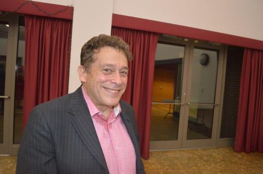 Lewisboro Democrat Robert Kesten is seeking his party's nomination in the Sept. 13 primary.