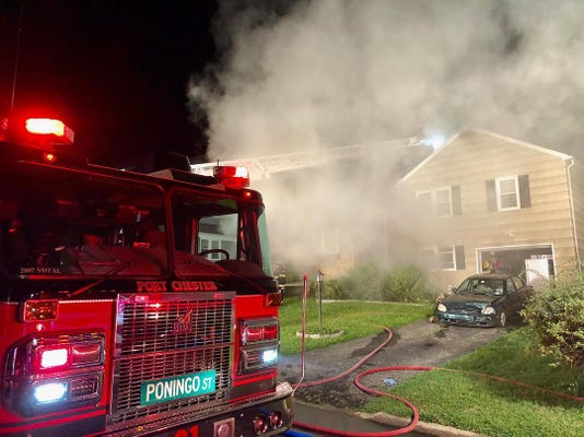 Port Chester house fire