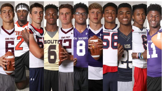 The 2018 lohud Super 11 athletes