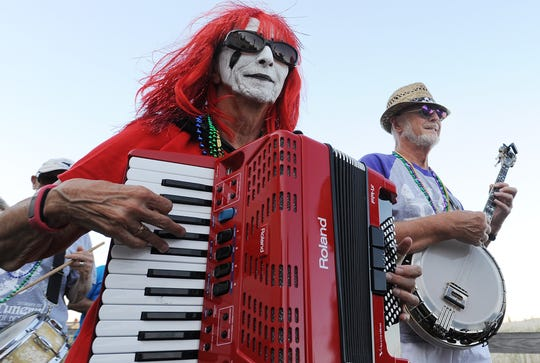 Three string bands will participate in the 33rd annual Bethany Beach Jazz Funeral on Labor Day.