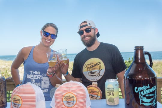 This year's Brews By the Bay -- the only  beer festival organized by Delaware's brewers -- will move to Delaware SeashoreState Park at theIndian River Inlet Bridge on Sept. 29.