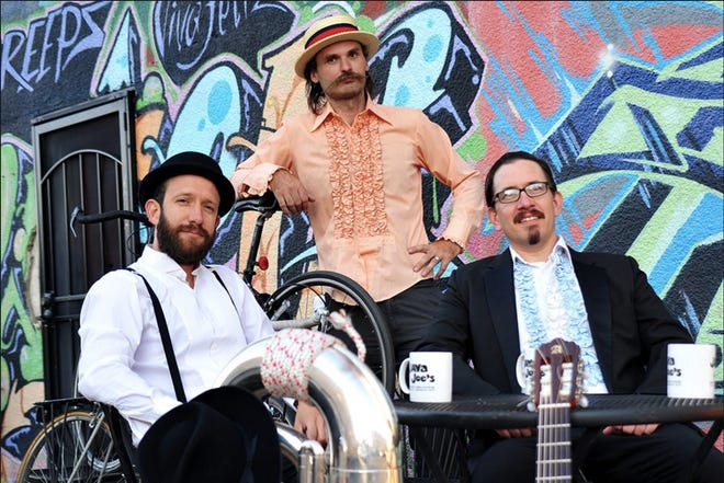 The eclectic Zoltan and the Fortune Teller group will open the 2018 Parks & Recreation Fall Outdoor Concert Series at 7 p.m. Tuesday Sept 4 at the space at 8thand Ohio next to the Farmer's Market.