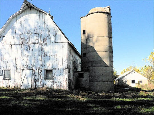 The Oncken barn is largely unused but remains close to the heart of the writer.
