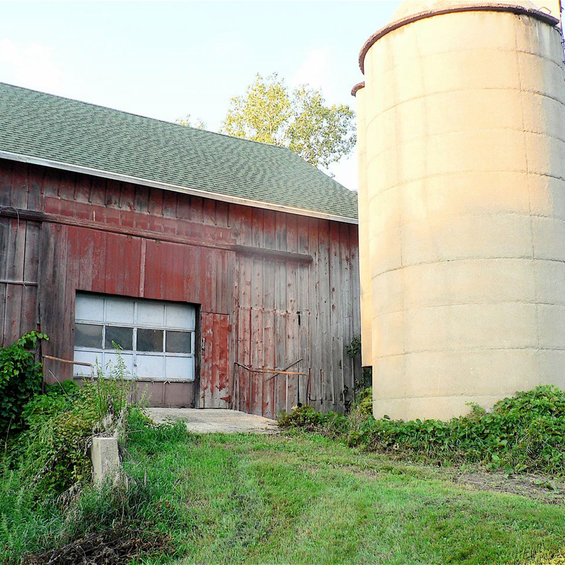 What happens to the empty barns?