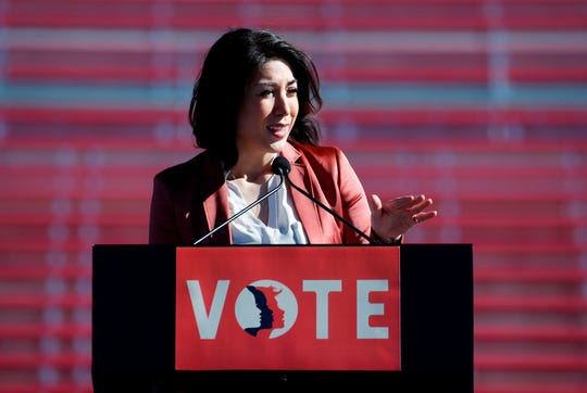 Rep. Paulette Jordan, a member of the Coeur d'Alene Tribe, could become the nation's first Native American governor.