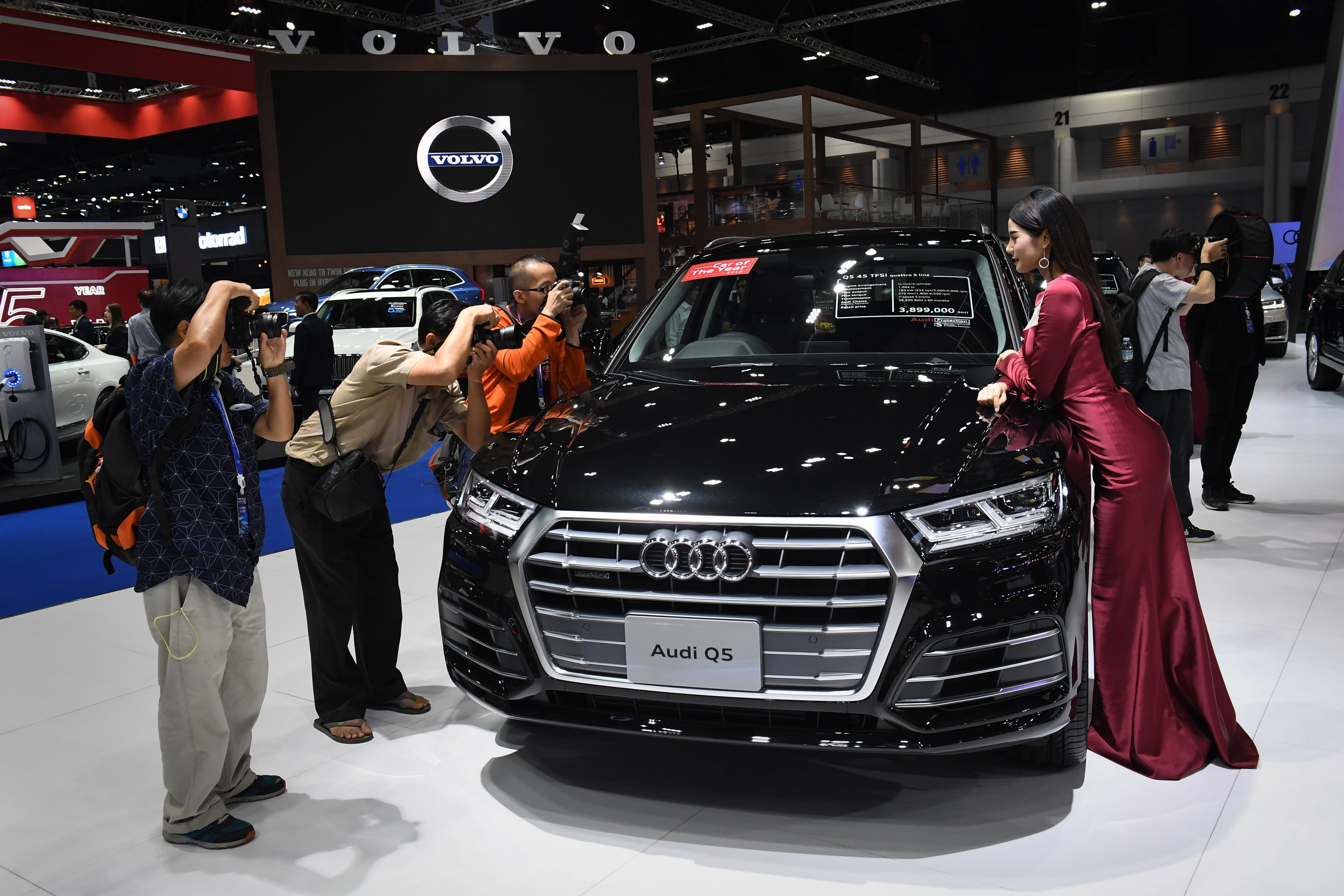 Thailand Economy Car Motorshow