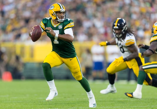 Nfl Pittsburgh Steelers At Green Bay Packers