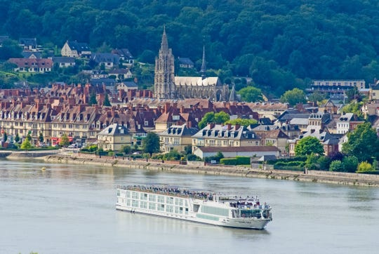 See Europe by river with 10% off many tours from USTOA members.