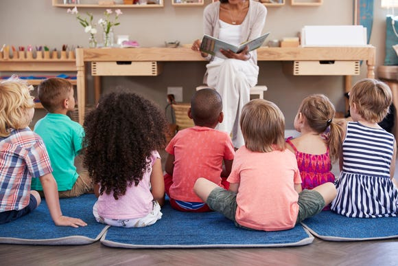 Parents are likely to spend as much on child care for a young child as they would for a year at an in-state university.