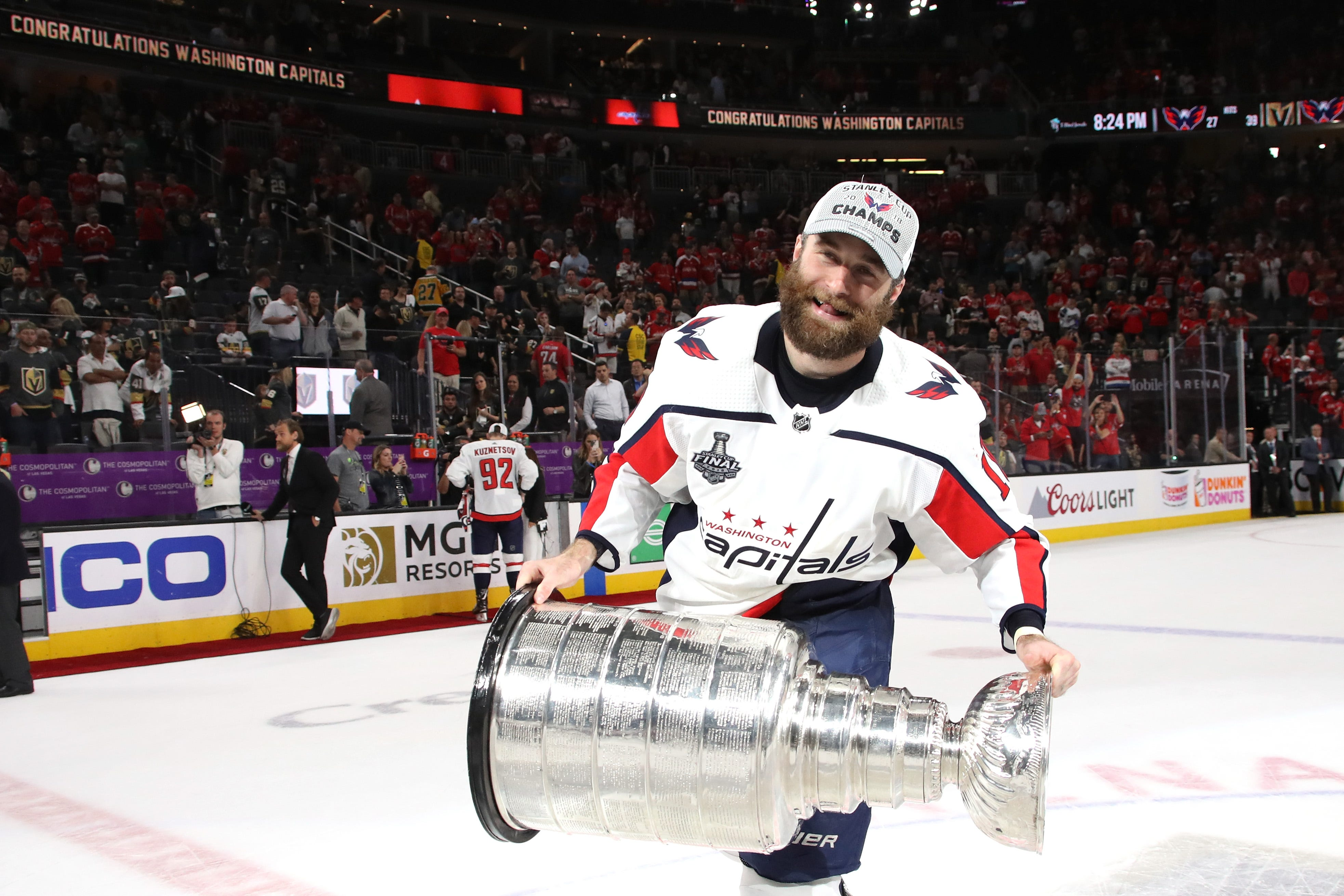 Brett Connolly won't attend White House visit if President Trump invites Capitals