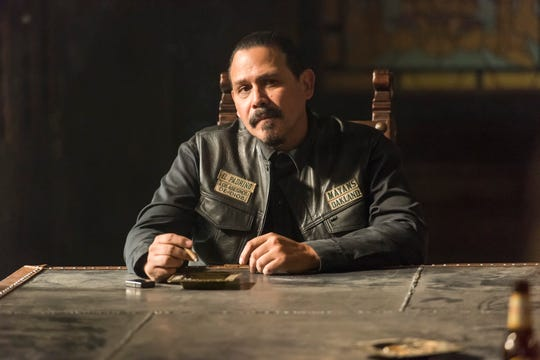 Marcus Alvera (Emilia Rivera), a familiar face to 'Sons of Anarchy' fans, will be a recurring character on FX's 'Mayans M.C.'