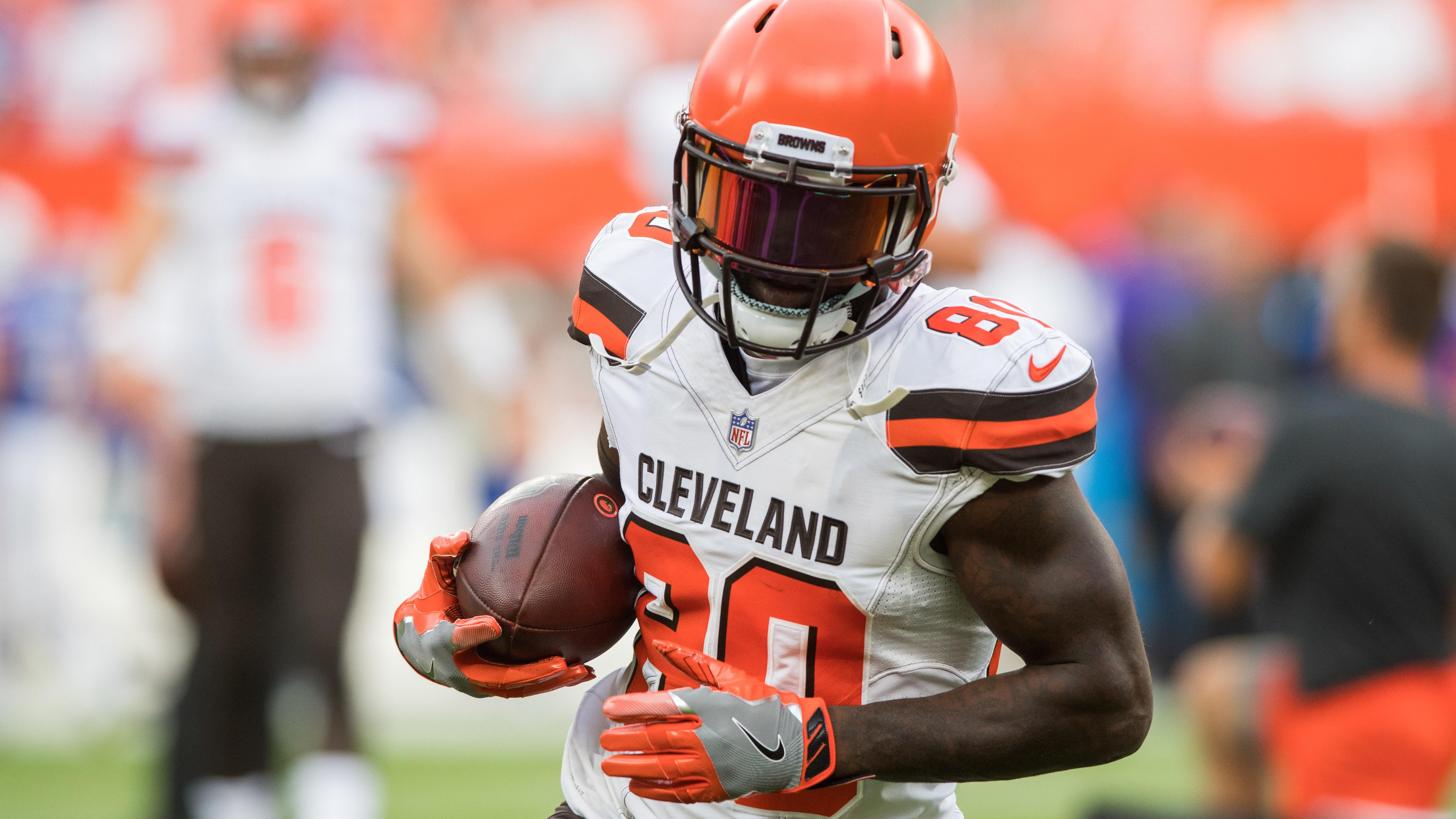 Image result for jarvis landry browns
