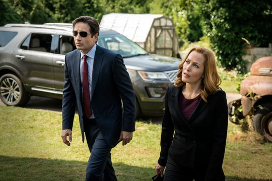 """""""The X-Files."""""""