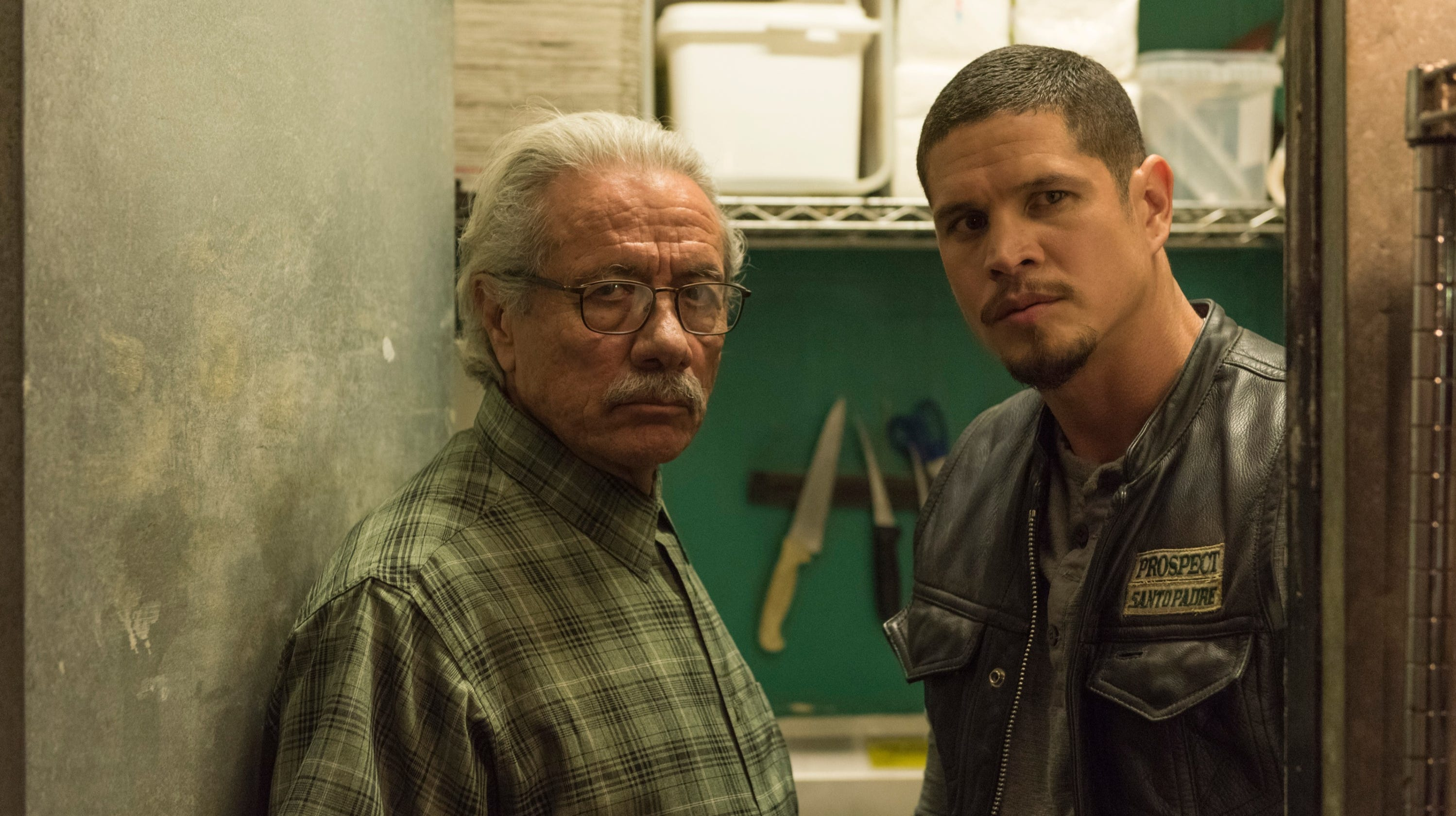 Sons of Anarchy' spinoff 'Mayans M C ' follows Latino motorcycle club