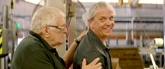 At Better Made Snack Foods, employees are treated like part of the family.