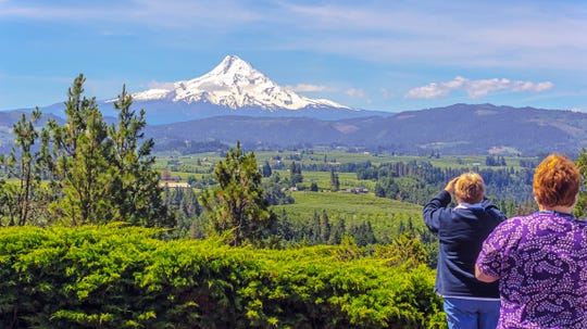 Breathtaking views await you in the Pacific Northwest.
