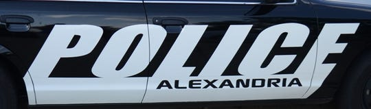 Alexandria Police were able to talk down a man threatening to jump off a bridge Monday.