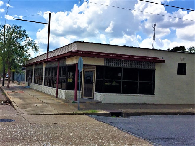 This building at the corner of Murray and 13th streets will be the new offices of the Central Louisiana Economic Development Alliance.