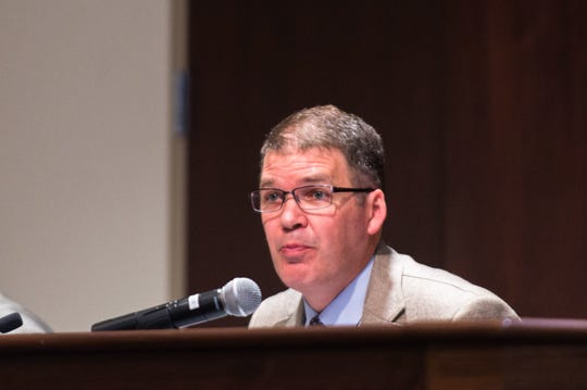 Former Buncombe County Chief Finance Officer Tim Flora said safeguards were in place to catch inappropriate spending, but the audits the county used were not forensic audits designed to spot fraud.