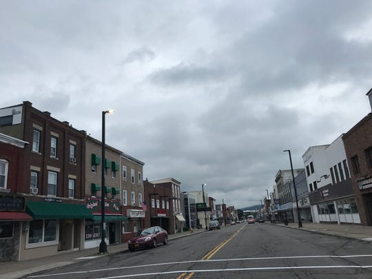 Washington Avenue in Endicott