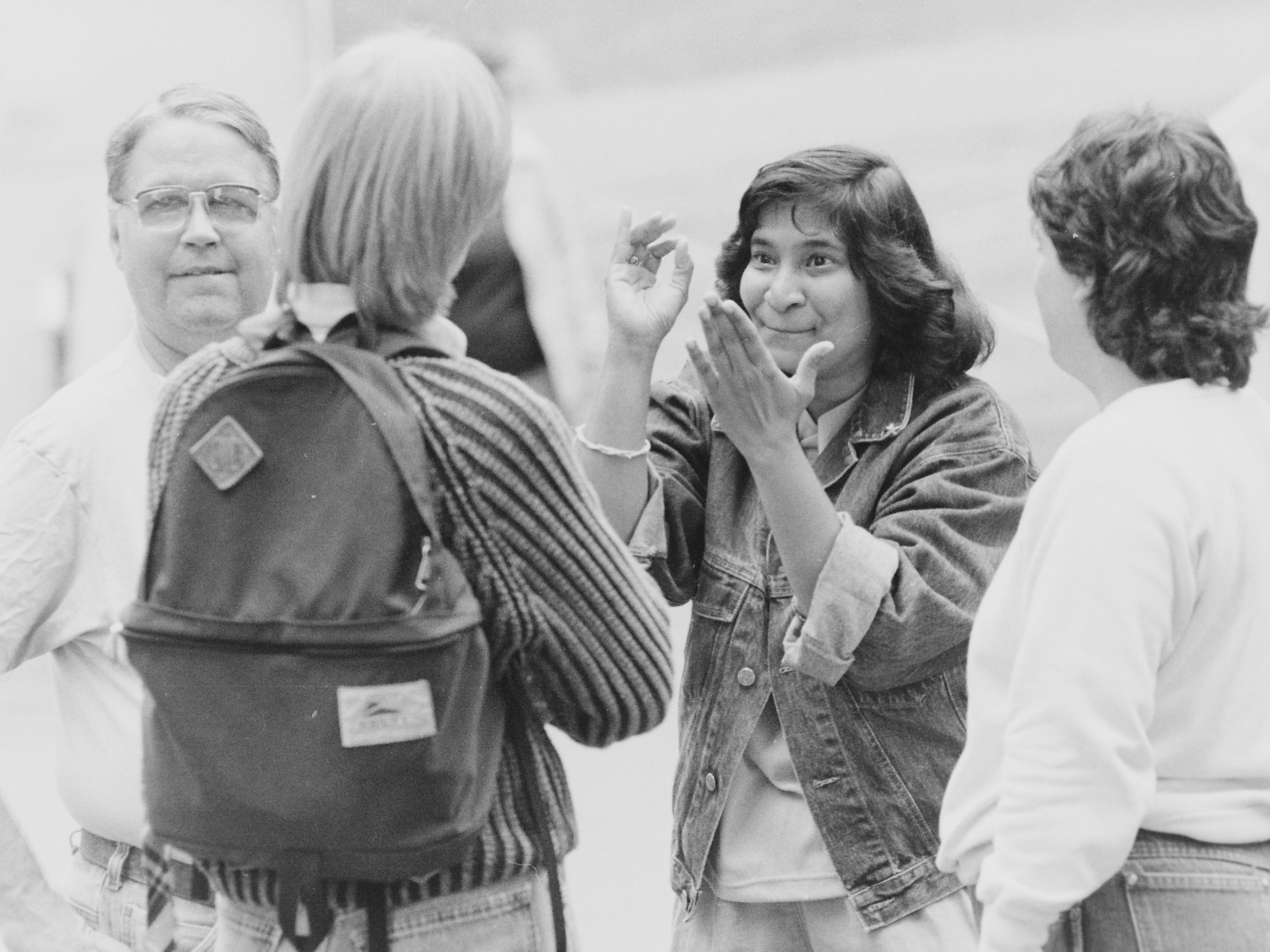08/31/88Conference For The Deaf