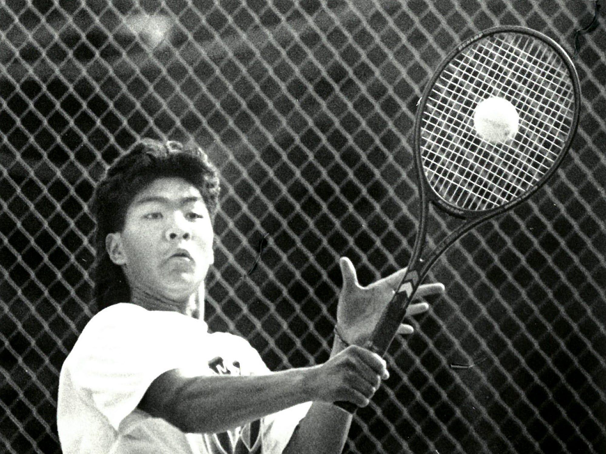 1988Ck Tennis Marlon Concepcron