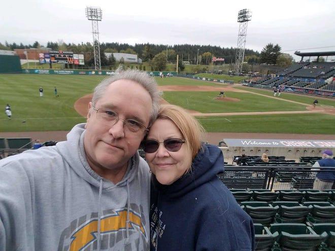 Michael and Carolyn Keaton