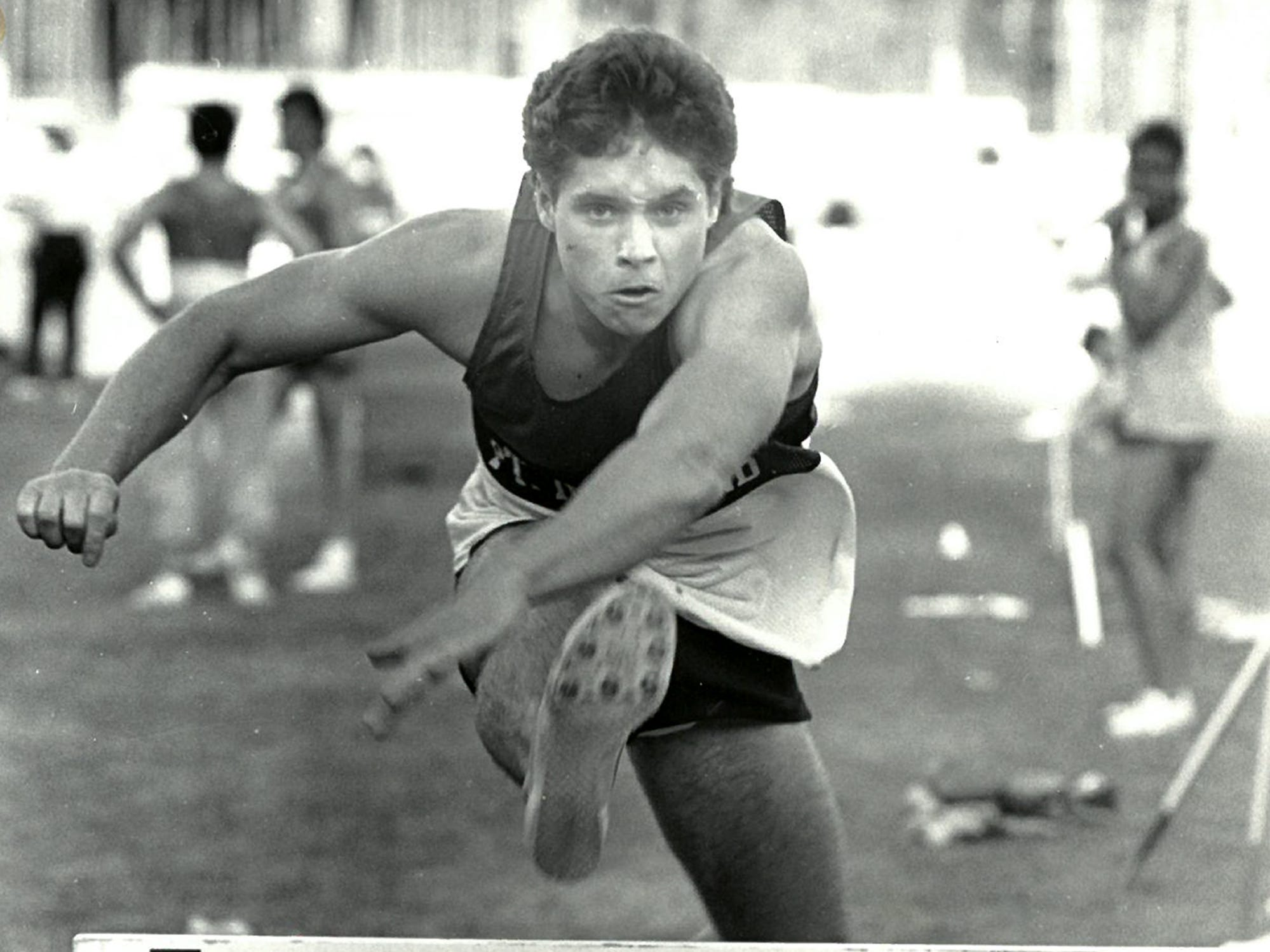 05/24/88PT Nick Corn Hurdles