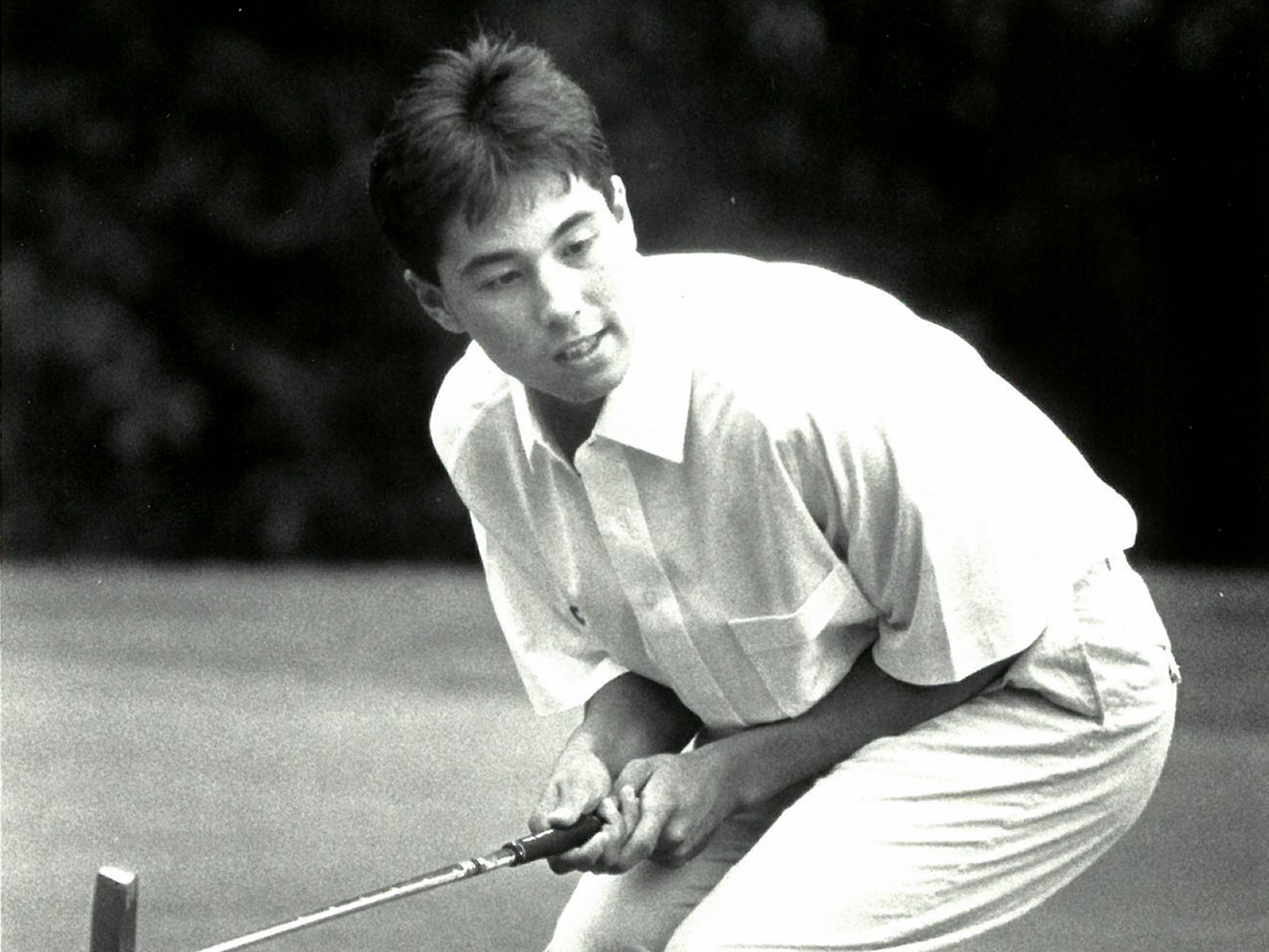 04/21/88Olympic's Roger O'Hara