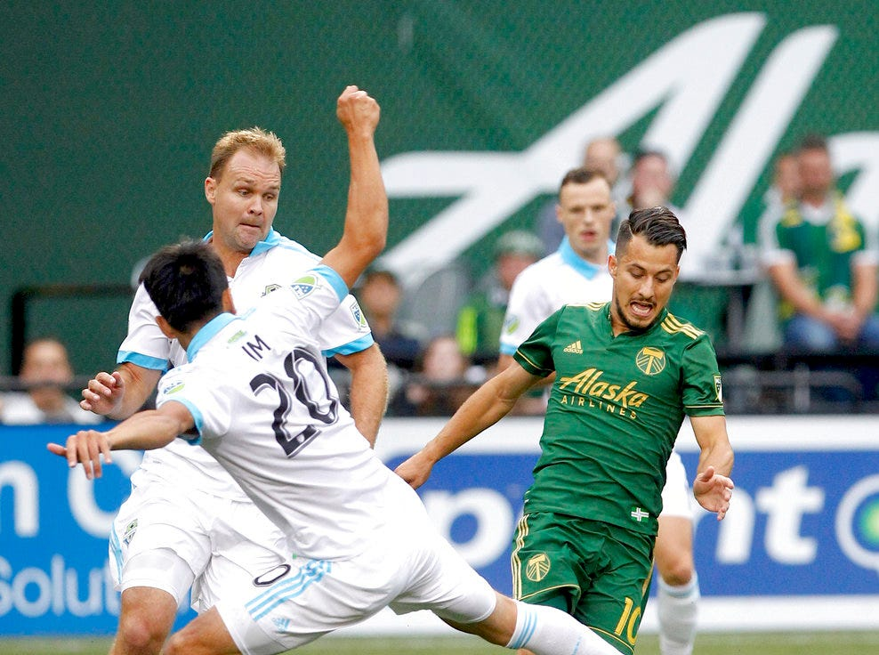 Sounders ending season with another late surge