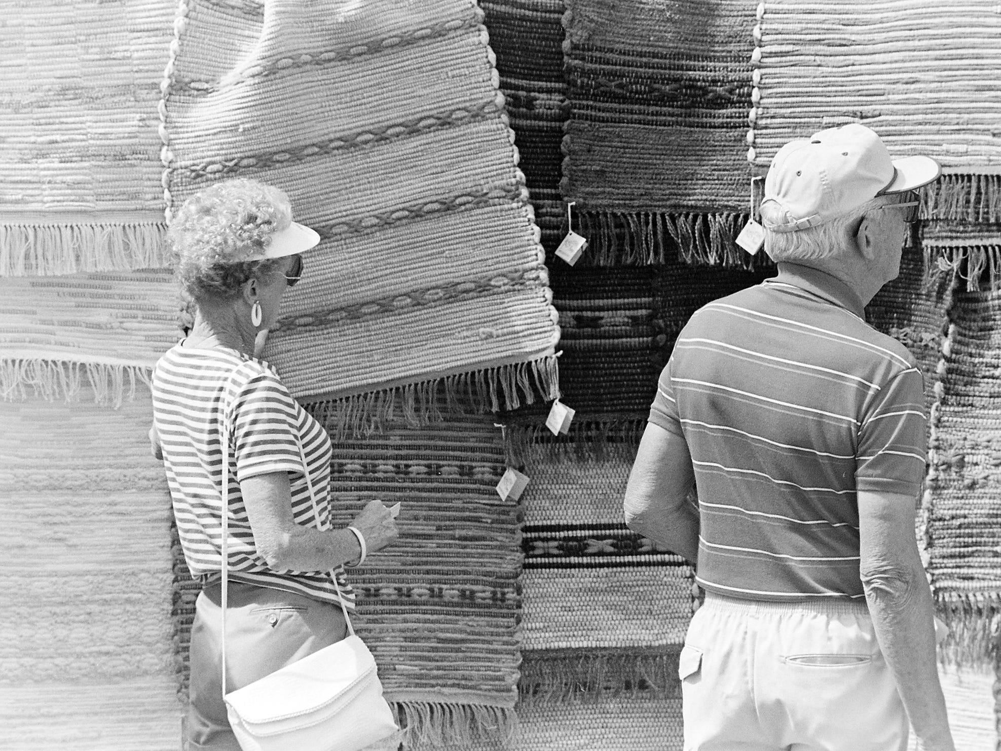 07/18/88Poulsbo Art Fair