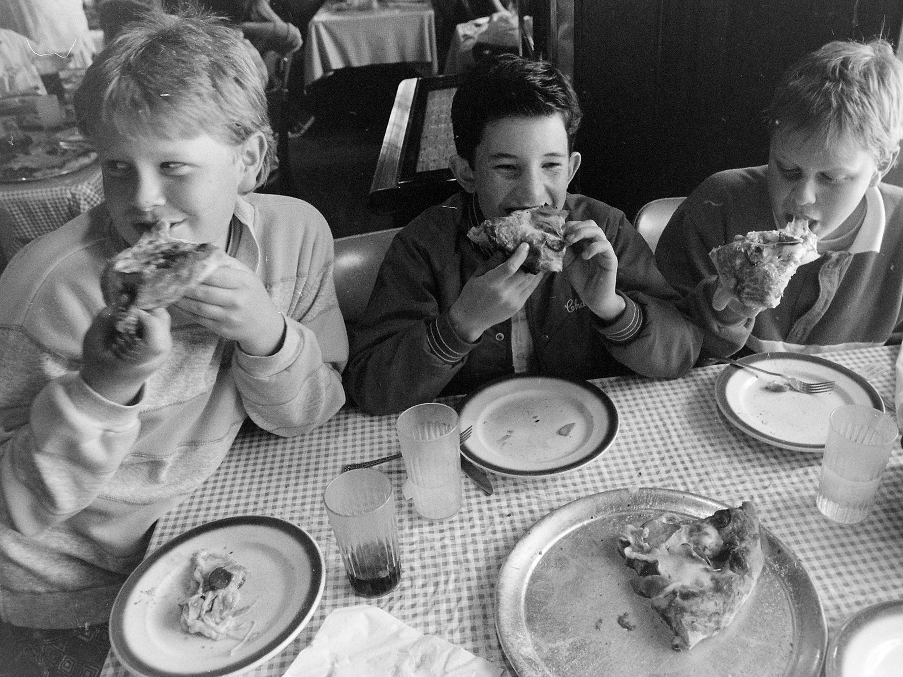 06/07/88Pizza Party