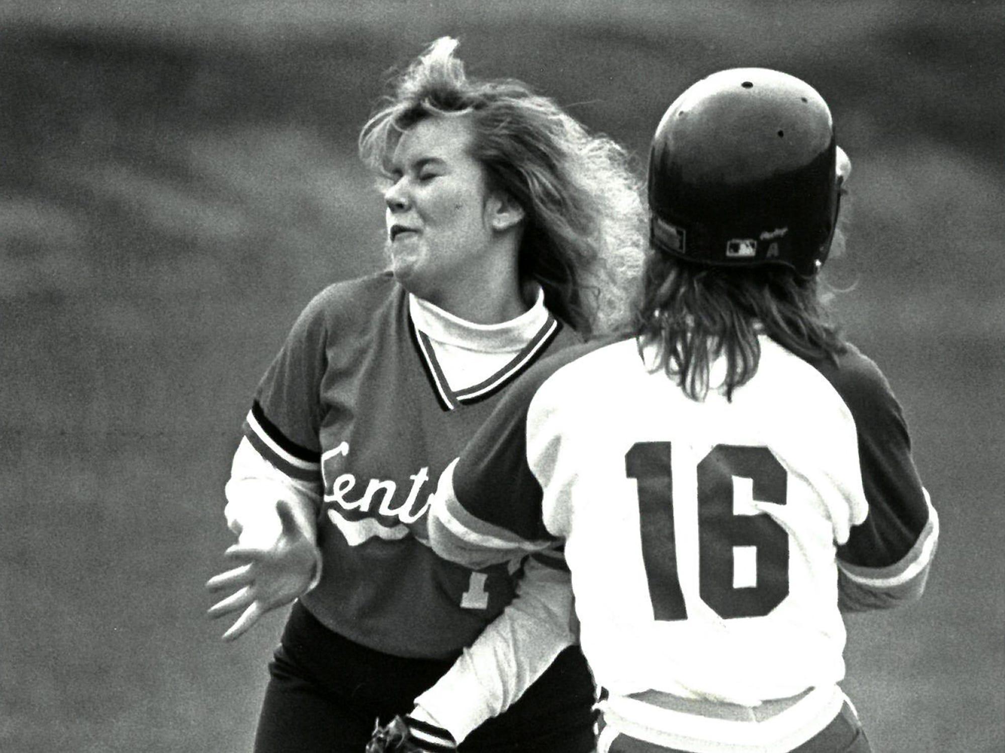 04/14/88CK Heidi Westhoff and NK Laura Jurgwirth