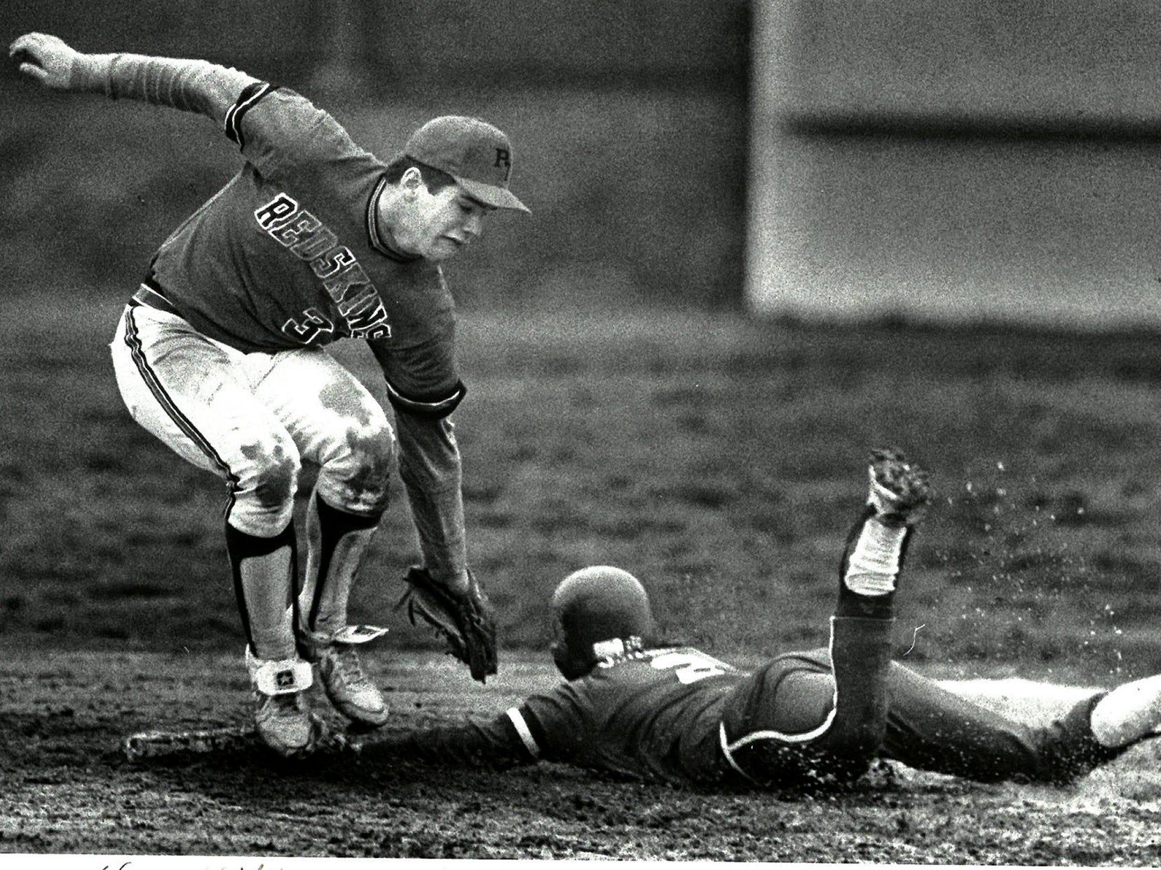 1988Redskins Baseball