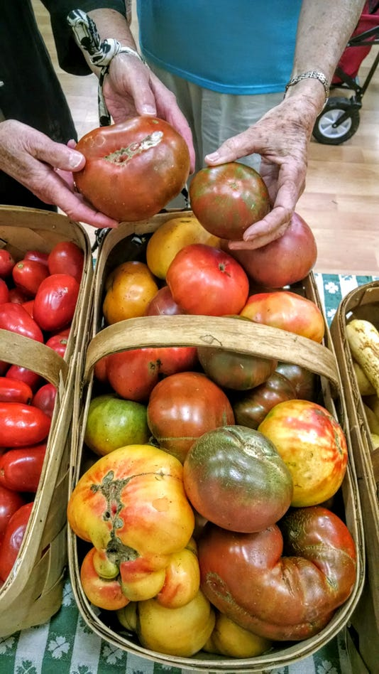 Barefoot Farm Tomatoes