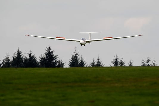 Glider Enthusiasts Participate In Slingsby Week At The Yorkshire Gliding Club