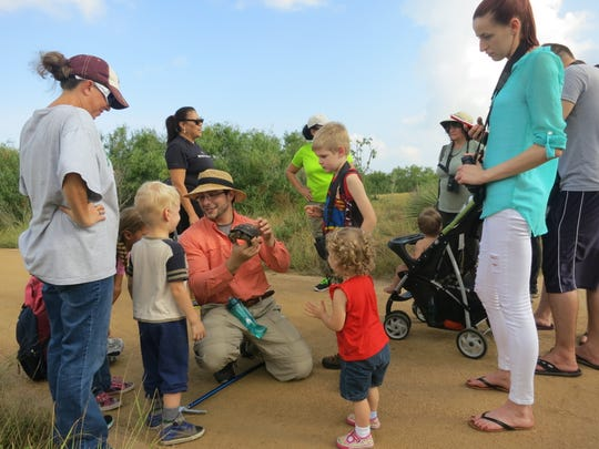 Oso Bay Wetlands and Preserve offers free nature guided tours to visitors every Tuesday and Saturday.