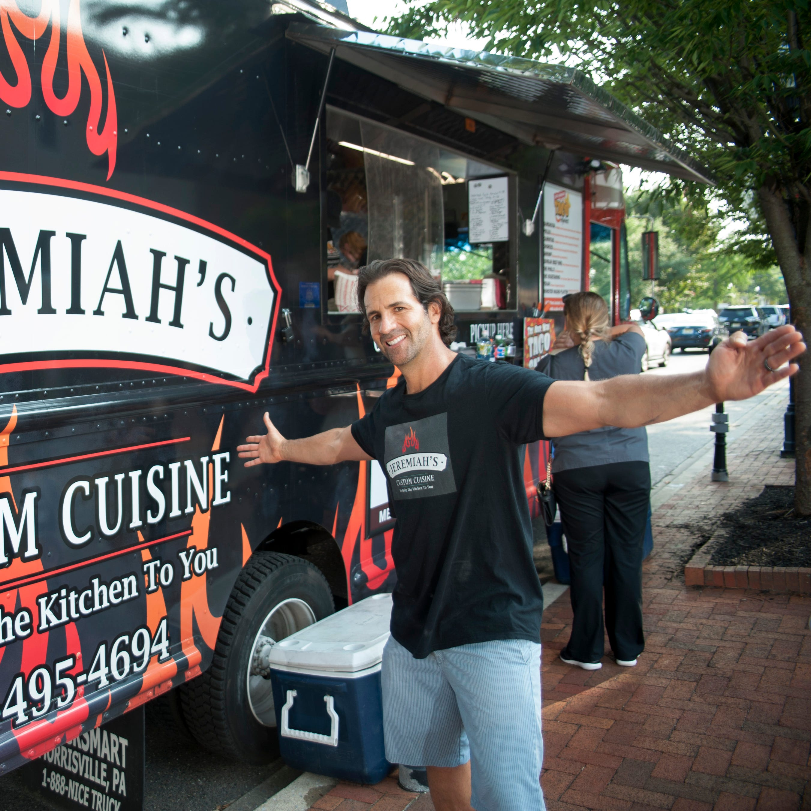 It's four food trucks in one for this popular South Jersey business