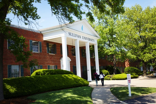 Louisville-based Sullivan University is closing its Northern Kentucky learning center.
