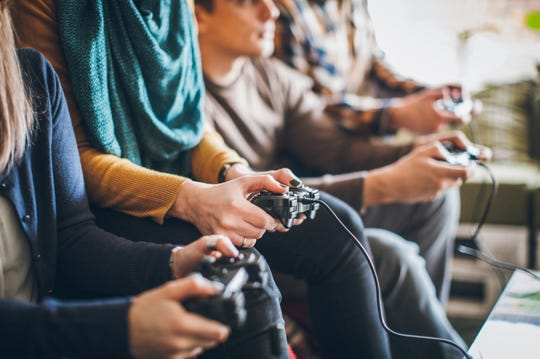 Video game consoles and other electronic device that save personal data and credit card information should also be safely recycled