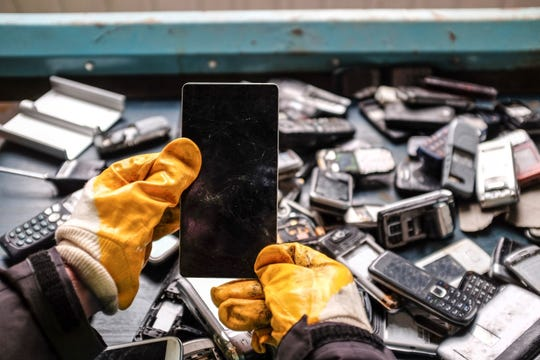 One of the safest ways to handle smartphones and other data-bearing electronics when you are no longer using them is through reputable recycling and refurbishment companies.