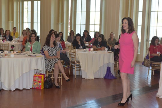 After making a presentation at the Hunterdon County 6th Annual Women Leadership Summit sponsored by the Hunterdon County Chamber of Commerce in May of 2015, Jean Oursler said the interest from attendees was so strong and she received so many requests for follow-up material, she decided to make it happen and write the book.