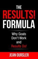 """""""The Results Formula: Why Goals Don't Work and Results Do"""" was published by Marriah Publishing, based in Ringoes."""