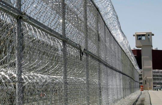 Women's Huron Valley Correctional Facility near Ypsilanti.
