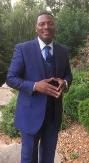 Rev. Robert D. Lodge Jr. pastor of People's Missionary Baptist Church in Detroit.