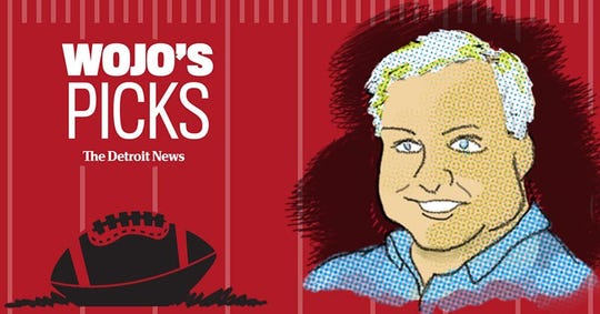 Challenge Detroit News columnist Bob Wojnowski in the Wojo Picks contest.